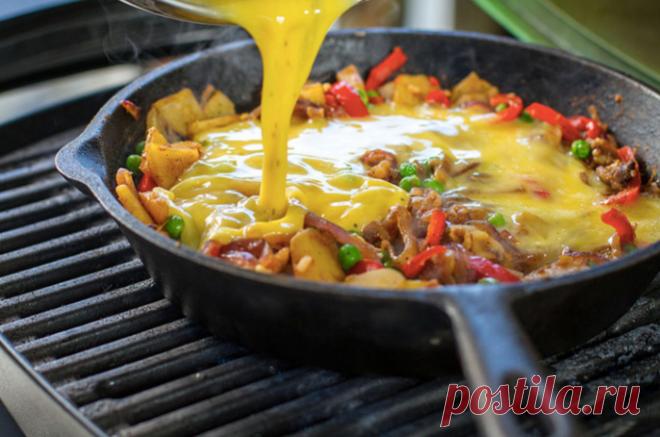 5 блюд, которые нельзя готовить готовить в чугунной сковороде