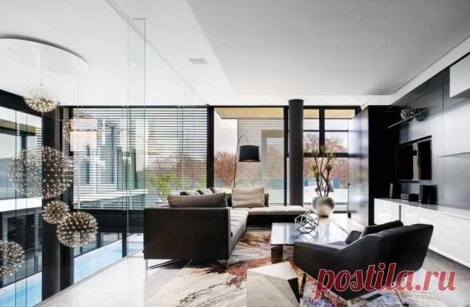 Ремонт в стиле Хай-Тек - 100 фото оптимального дизайна интерьера