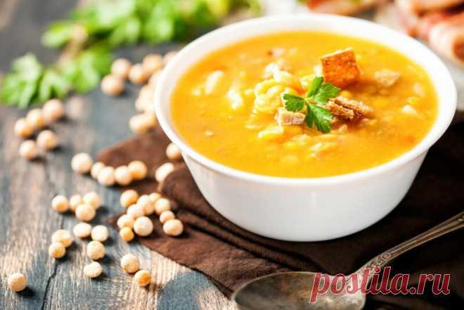 Как приготовить очень вкусный гороховый суп: пошаговая инструкция от ресторатора - The-Challenger.ru