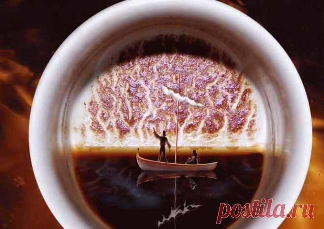 10 веских причин, которые убедят вас не выбрасывать кофейную гущу