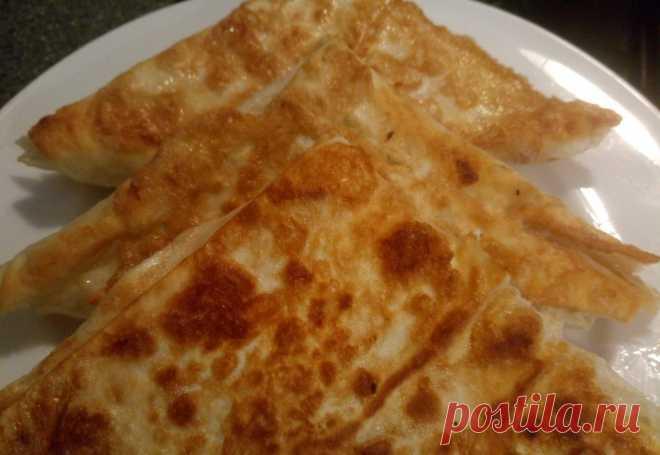 Хачапури за 10 минут рецепт с фото пошагово