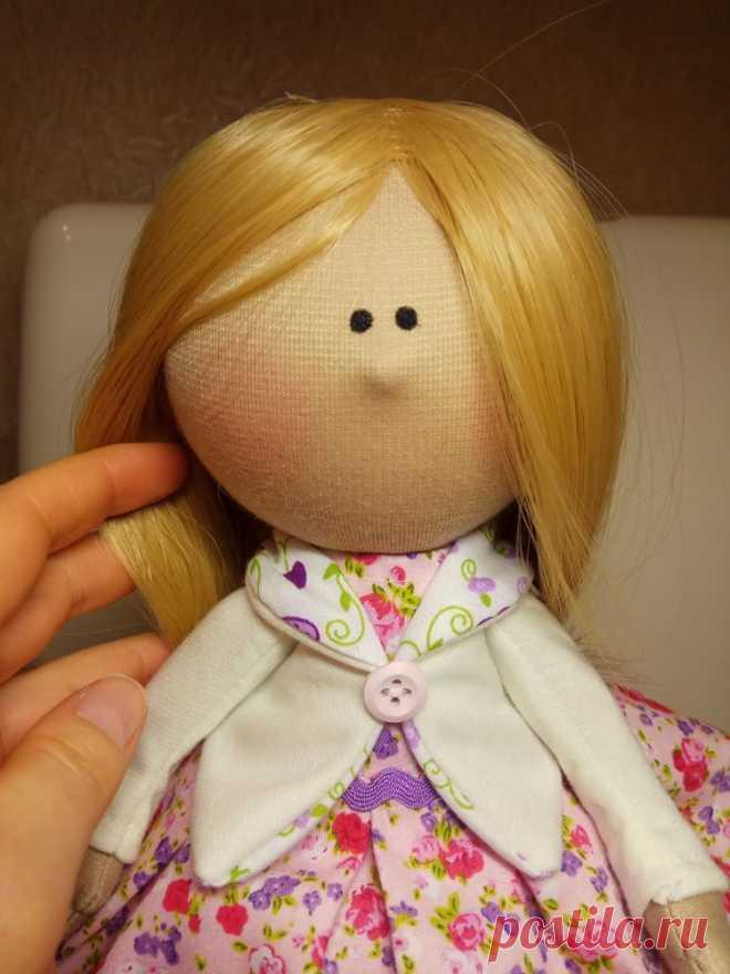 Для кукольных аванттюристок МК Шьём текстильную куколку - запись пользователя veda (Елена Бельская) в сообществе Мир игрушки в категории Авантюра