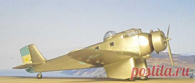 Ae.MB.2 Bombi - первый национальный военный самолет Аргентины Ae.MB.2 Bombi стал первым военным самолетом собственной разработки Аргентины. И хотя как бомбардировщик он не смог найти применения в ВВС