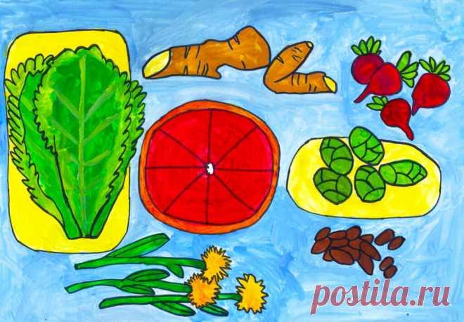 Горькая еда – для здоровья печени и повышения иммунитета   SportChic   Яндекс Дзен