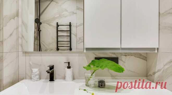 6 бюджетных идей для оформления ванной комнаты, которые сделают интерьер визуально дороже Лаконичная шторка для ванны, свечи и диффузоры, обои — попробуйте добавить в интерьер эти детали.