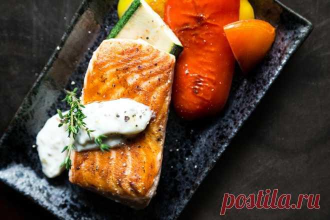 Четыре секрета настоящих поваров: как правильно поджарить рыбу | ЯЖЕПОВАР | Яндекс Дзен