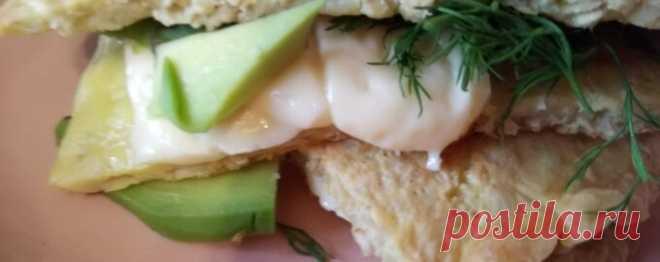 Овсяноблин с авокадо и сыром - Диетический рецепт ПП с фото и видео - Калорийность БЖУ