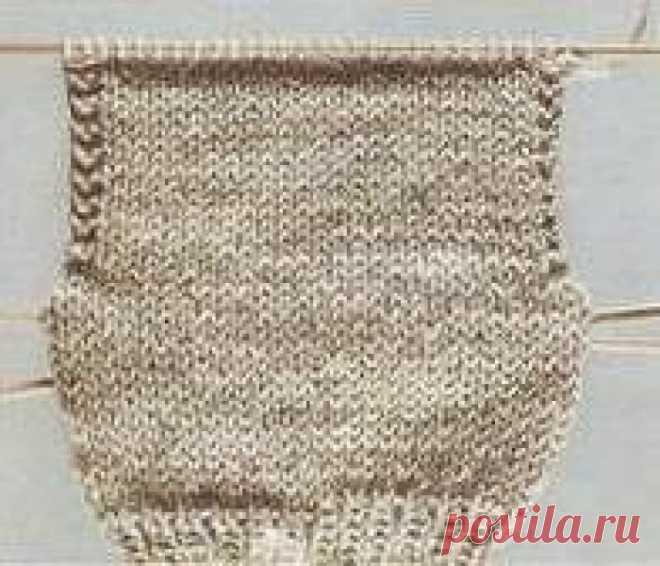 Я вяжу • Узоры и схемы вязания