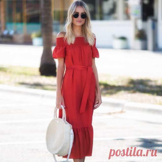 Stylish dresses of this summer