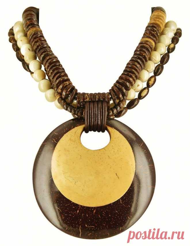 Horns and hoofs as material for strange ethnic jewelry - the Fair of Masters - handwork, handmade
