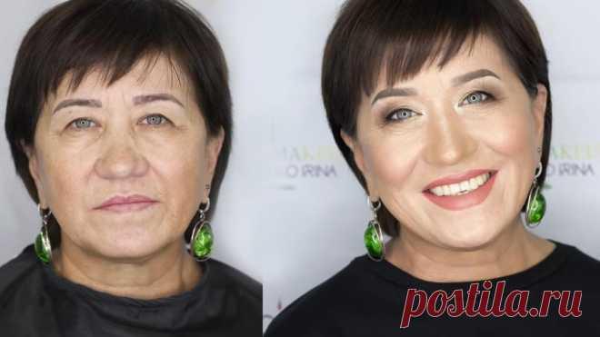Возрастной макияж: особенности, техника выполнения