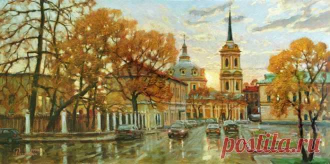 Творчество современного художника Игоря Разживина