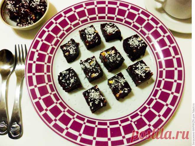 Свекольный мармелад с черносливом и грецкими орехами - Образованная Сова