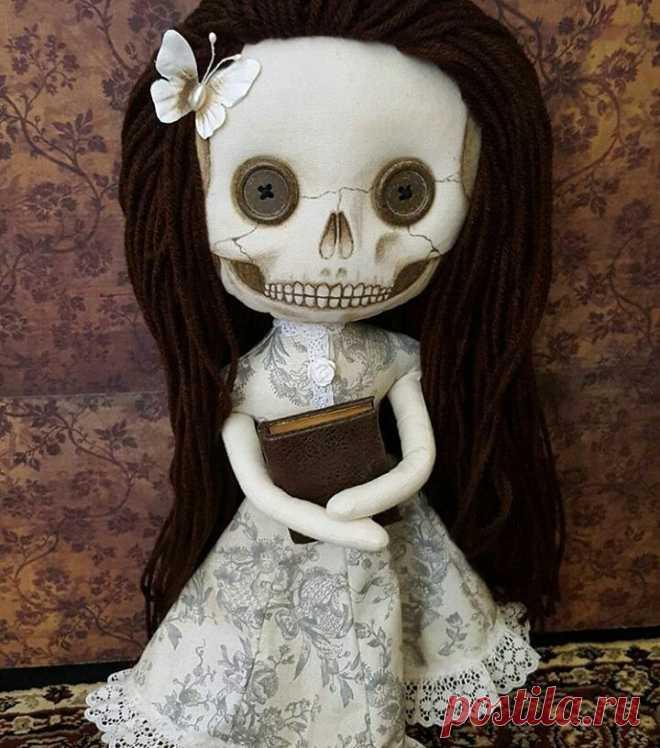 @gothicdreamers в Instagram: «💀💀💀by:@moodyvoodies #doll #creepy #creepygirl #bones #skull #voodoo #aesthetics #aesthetic #instagoth #goth #gothic #gothgirl #gothstyle…» 879 отметок «Нравится», 8 комментариев — @gothicdreamers в Instagram: «💀💀💀by:@moodyvoodies #doll #creepy #creepygirl #bones #skull #voodoo #aesthetics #aesthetic…»