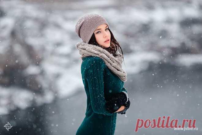 Como escoger los vestidos hermosos y a la moda invernales, contará nuestro sitio | Vysotsky Life