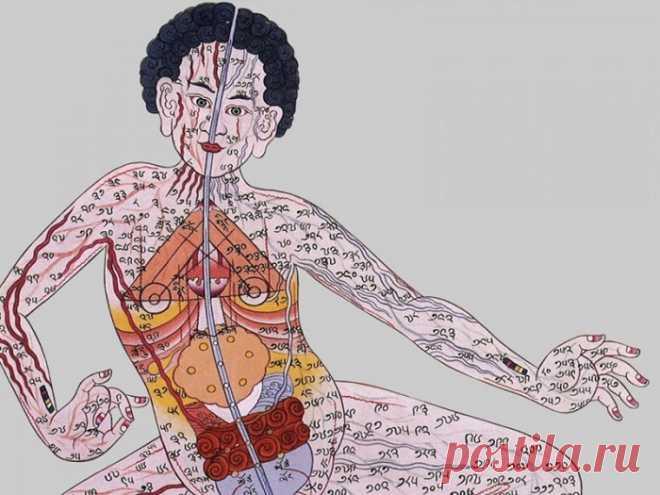 La medicina tibetana: las recetas de la depuración de la sangre
