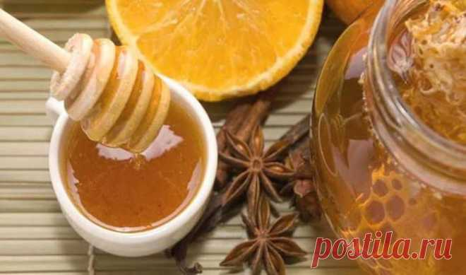 HONEY and CINNAMON – PANACEA FROM ALL DISEASES.