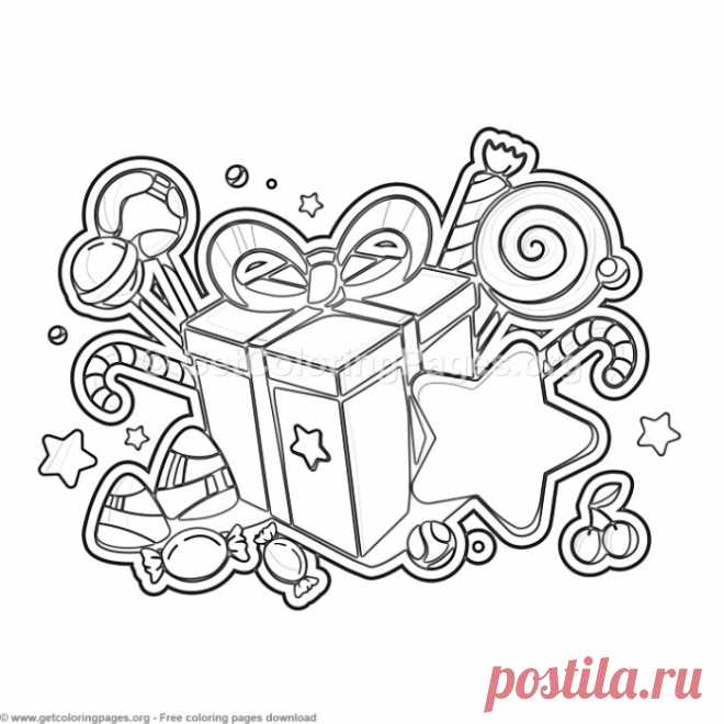 8 Happy Birthday Coloring Pages – GetColoringPages.org