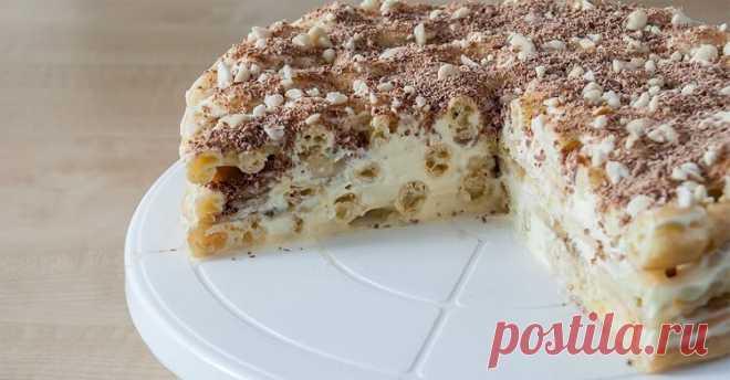 Торт-эклер: самый вкусный и легкий в приготовлении — Жизнь под Лампой!