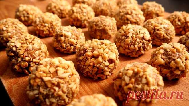 Простой десерт с вареной сгущенкой без выпечки | Вкусные кулинарные рецепты