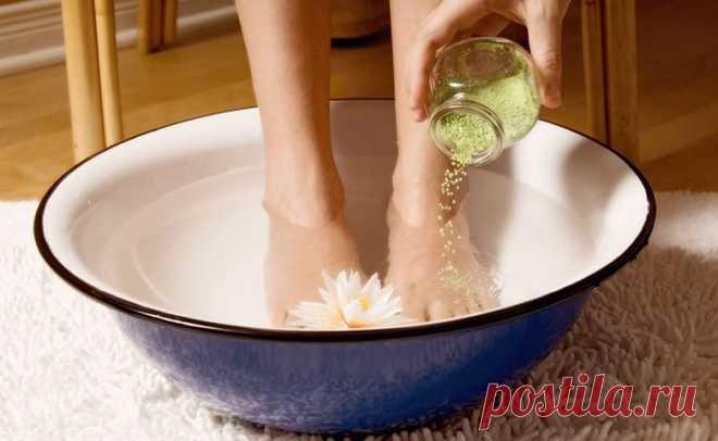 Домашние ванны для суставов