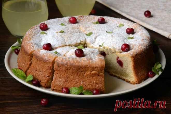 Бисквит на лимонаде в духовке рецепт с фото - 1000.menu