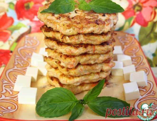 Куриные драники – кулинарный рецепт