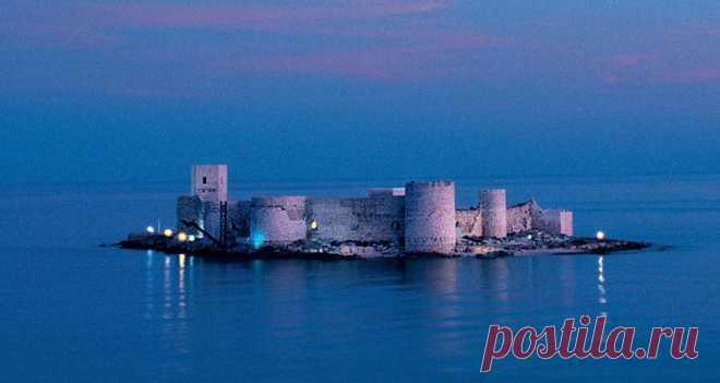 Կիլիկիա...Կոռիկոսի ամրոցի մայրամուտը....