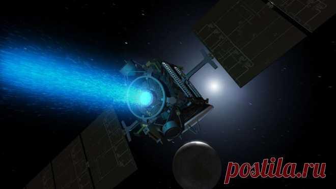 Какую максимальную скорость может развить корабль в космосе?