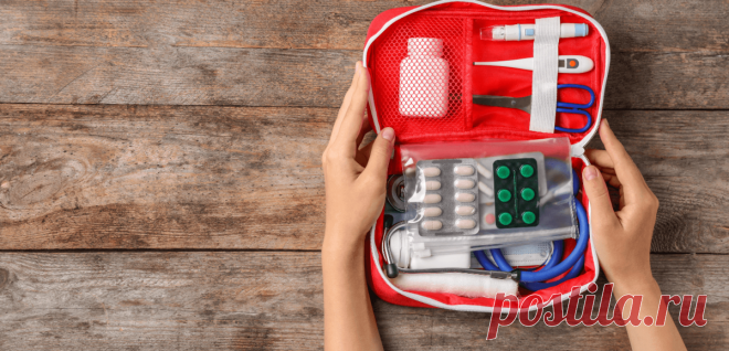 Как правильно собрать аптечку на отдых, на дачу или в путешествие | STADA ПСИЛО-БАЛЬЗАМ | Яндекс Дзен