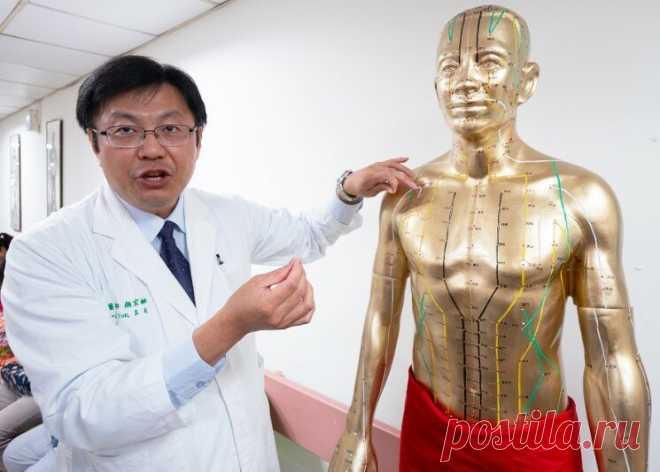 Главные точки всего организма в восточной медицине | Эксперимент | Яндекс Дзен