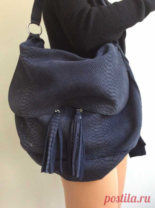 Paul & Joe navy 100% cotton shoulder bag | eBay