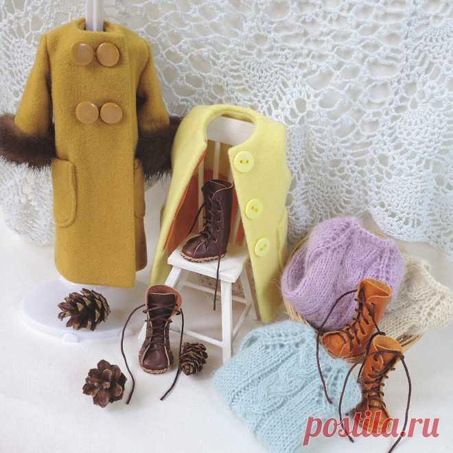 Стильная одежда для кукол от Дины Крыловой... | Дамское танго | Яндекс Дзен