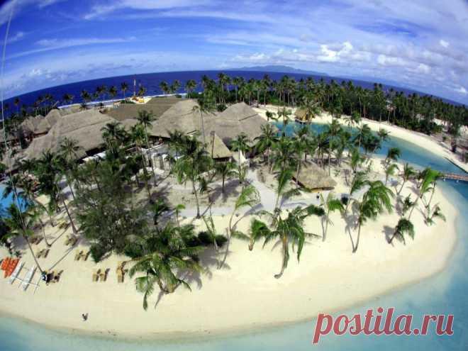 Полинезийские острова! – Последний рай на Земле!