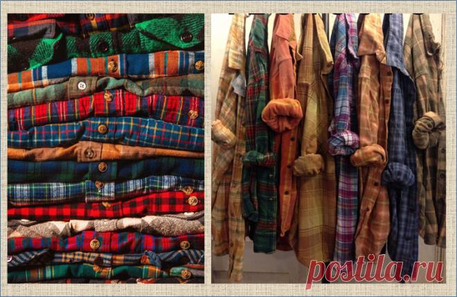 50 идей для переделки клетчатой рубашки - шьем любимые модели и силуэты | МНЕ ИНТЕРЕСНО | Яндекс Дзен