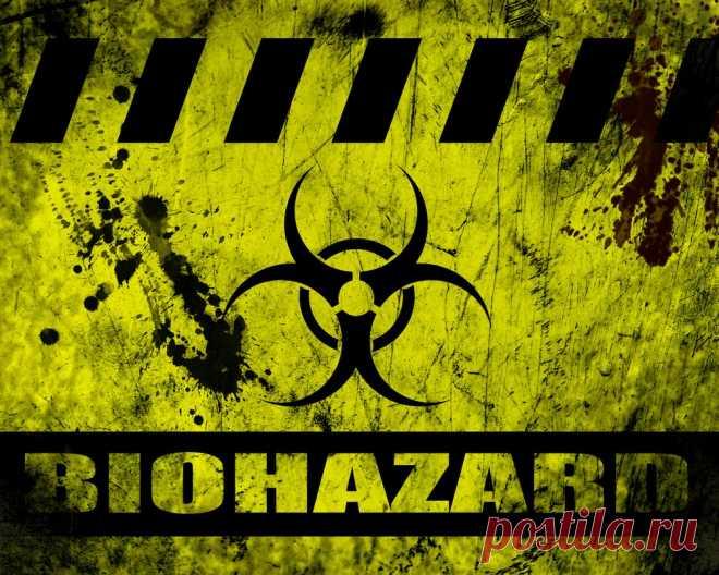 Биологическое (бактериальное) оружие: история применения, свойства и способы защиты . Чёрт побери