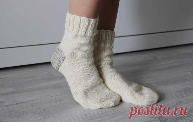 Почему я вяжу такие страшные носки? | Вязание и творчество | Яндекс Дзен