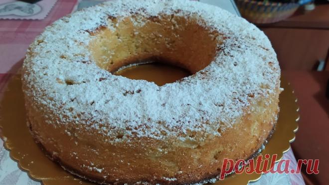 Фантастически вкусный сан-маринский кекс чиамбелла. Не путать с итальянскими бубликами!!!   DiDinfo   Яндекс Дзен