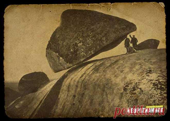 Камень Даваско, Аргентинский феномен | Неопознанное