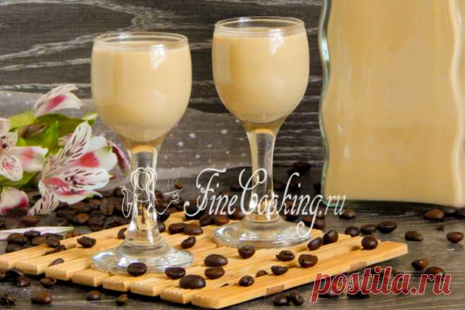 Dairy and coffee liqueur This simple recipe of liqueur in house conditions is useful to hostesses who like to sit in the cozy company of girlfriends.