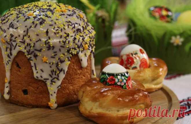 Самый вкусный пасхальный кулич на Пасху 2020 - простые рецепты приготовления Здравствуйте, друзья! Когда приходит в дом пора подготовки к празднику, такому как Пасха мы сразу же с вами накрываем праздничный