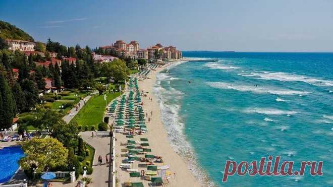 Черноморским курортам Болгарии угрожает засуха | Туризм