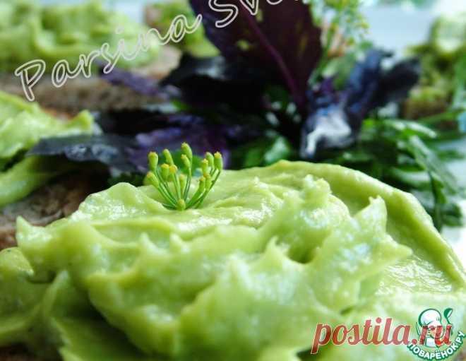 Паштет из авокадо – кулинарный рецепт
