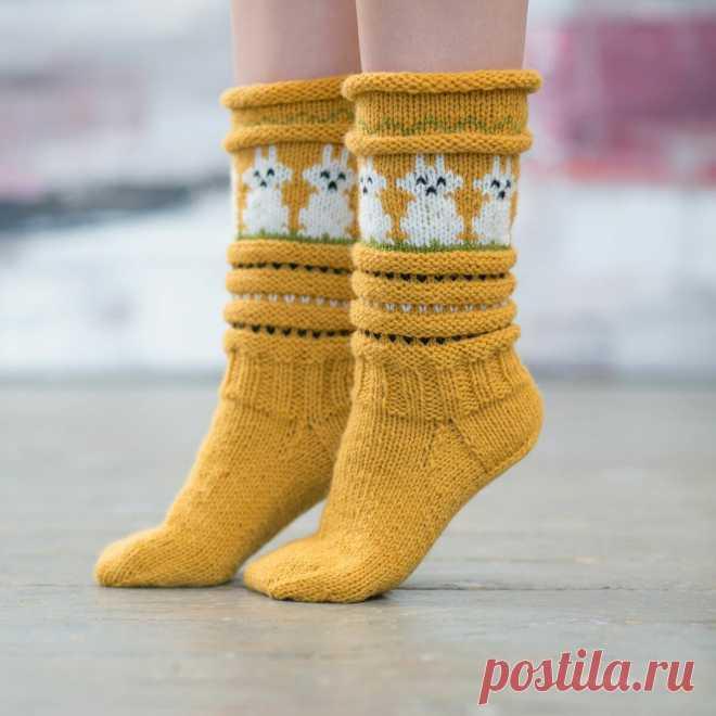 16 способов вязания носков | Mnemosina вязание | Яндекс Дзен