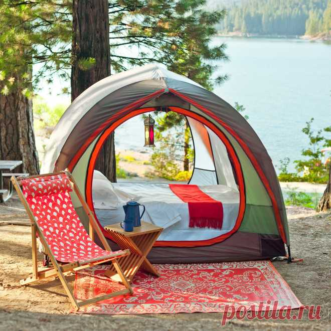 40 Best Camping Gear Products Glamp it up! Elevate your camp experience with the comforts of home