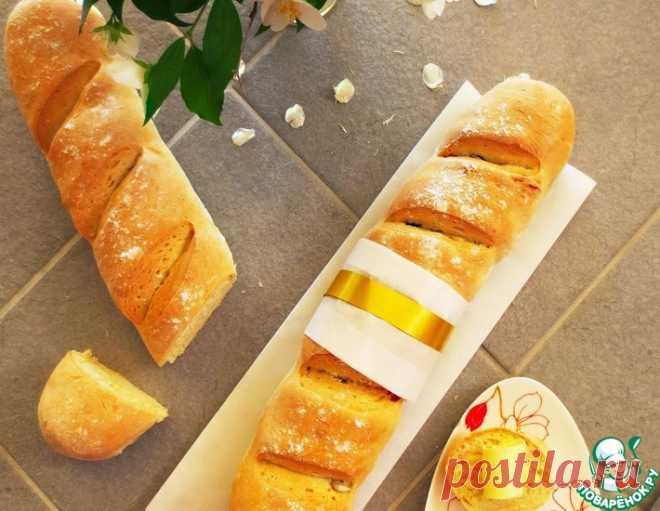 Французский багет – кулинарный рецепт