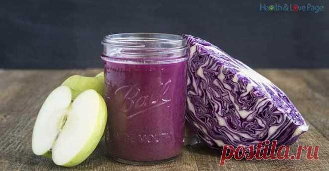 Противораковый, противовоспалительный фиолетовый эликсир, который будет перегружать вашу пищеварительную систему - Счастливые заметки