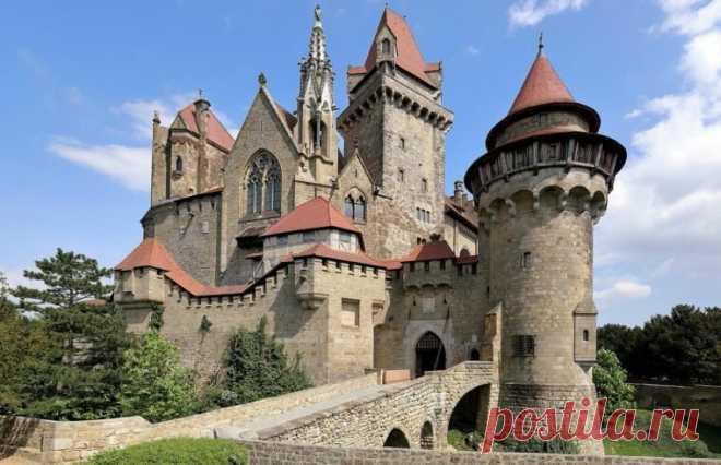 Идеи для путешествий: 65 удивительных замков Нижней Австрии