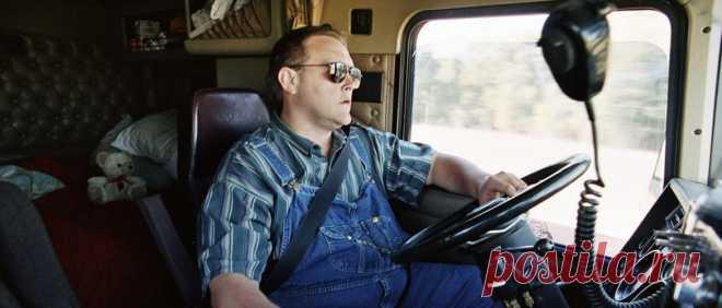 Почему водителей большегрузов называют дальнобойщиками