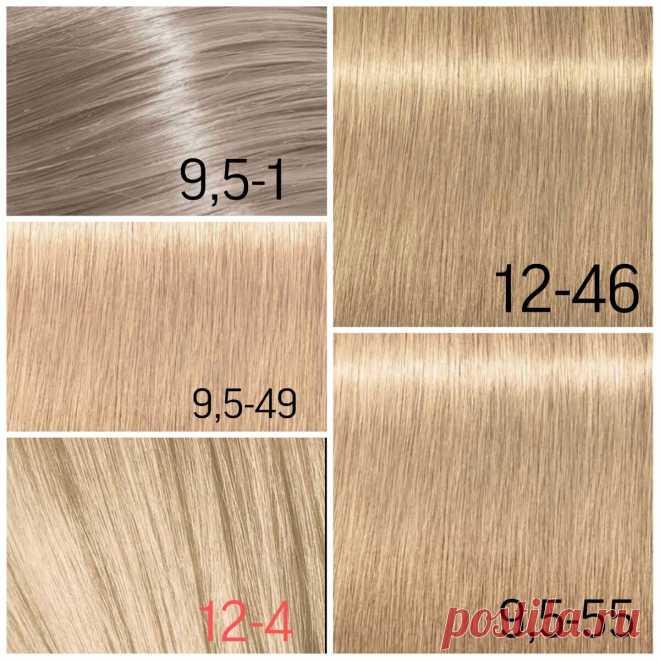 Как самостоятельно выбрать краситель для волос по палитре? Разбор оттенка Сандрэ   Женя Жульева (КОЛОРИСТИКА ВОЛОС)   Яндекс Дзен